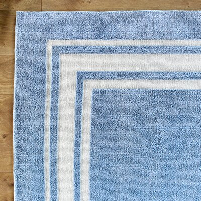 Borderline Sky Rug Rug Size: 5' x 7'