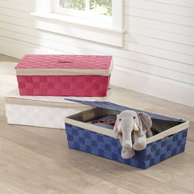 Berkley Underbed Storage Basket  Kids
