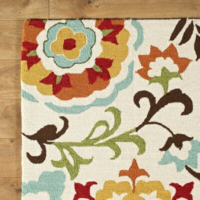 Kimball Floral Hand-Tufted Area Rug