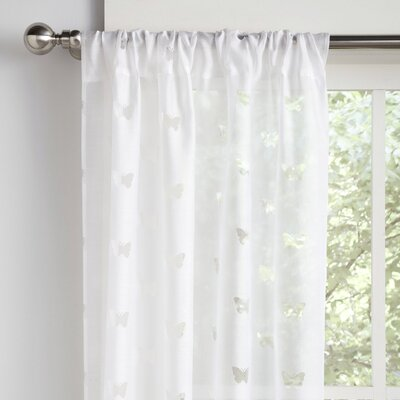 Wing it Sheer Curtain Panels