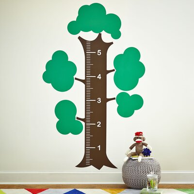 Towering Treetop Wall Decal