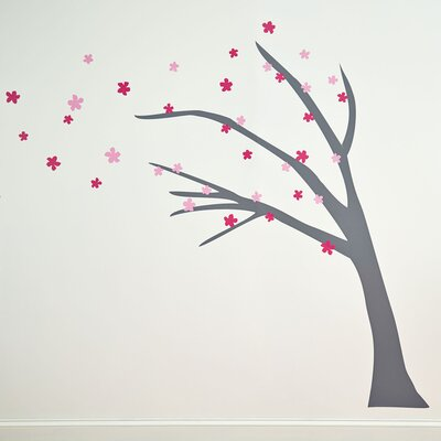 Blown Away Wall Decal Set