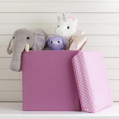 Surprise Storage Kids Ottoman with Storage Compartment