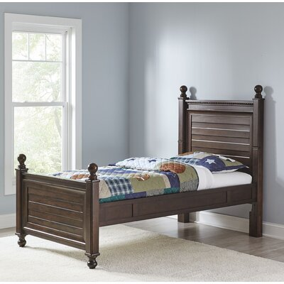 Ivan Poster Bed Size: Full