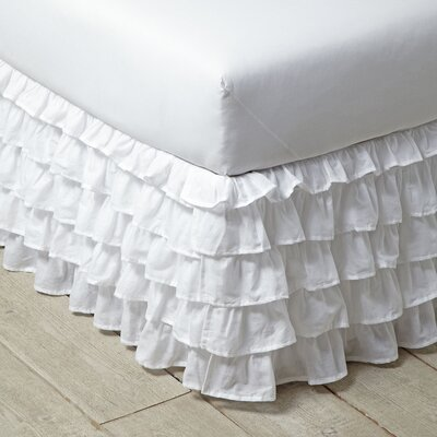 Ruffled Bed Skirt by Birch Lane Kids