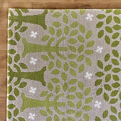 Flipped Forest Rug Rug Size: Rectangle 2 x 3