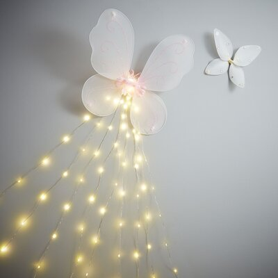 25-Lights Fairy String Lights Color: Silver