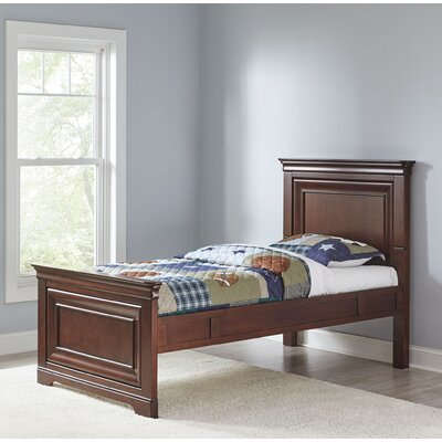 Ivan Panel Bed Size: Full