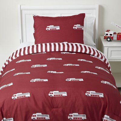 To the Rescue Bedding Set Size: Full