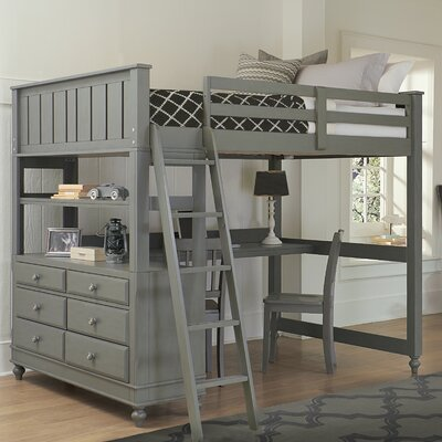 Hatcher Loft Bed