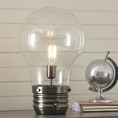 Edison 18 Table Lamp with Globe Shade