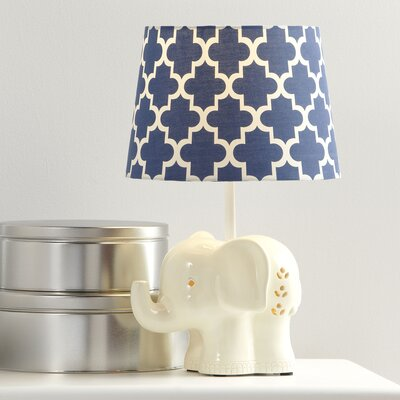 Never Forgets 12.5'' Table Lamp