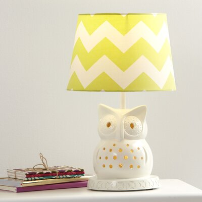 Oh-So-Wise 12.5'' Table Lamp