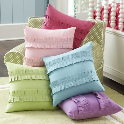 Pleated Perfection Pillow Cover