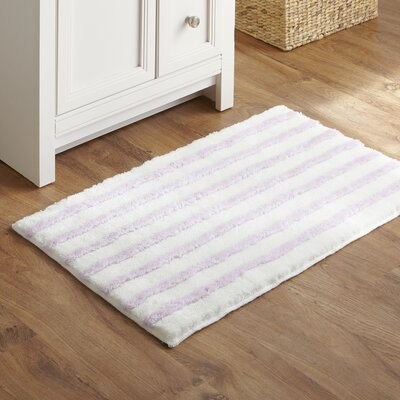 Stripey Bath Mat