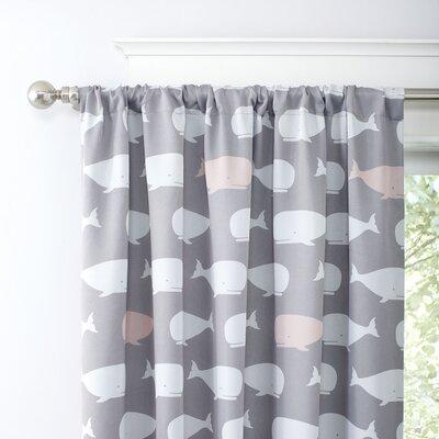 Pod Squad Blackout Curtain Panels Color: Pink