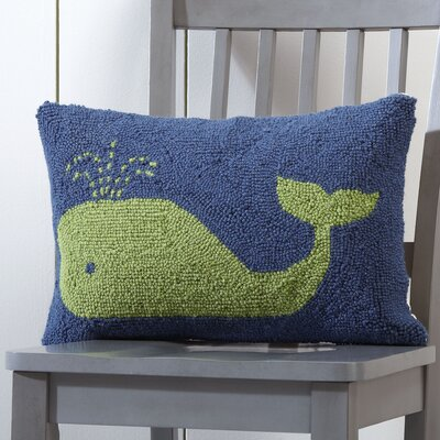 Spout Time Hooked Pillow