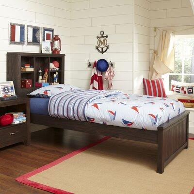 Wilbur Bookcase Bed