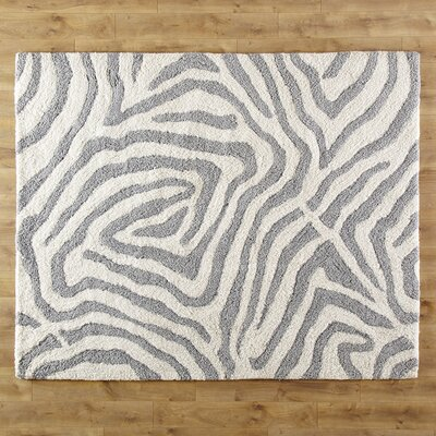 Show Your Stripes Rug Rug Size: Rectangle 79 x 99