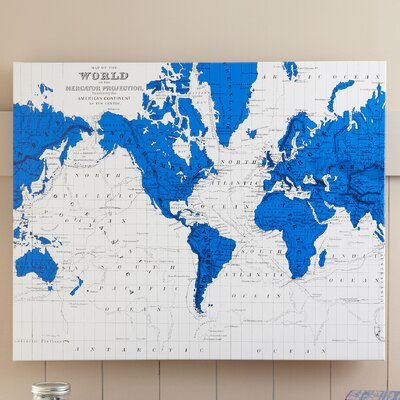 Explorer Map Canvas