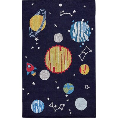 Solar System Rug Rug Size: Rectangle 3' x 5'