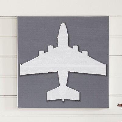 Airplane Take Flight Wall Art