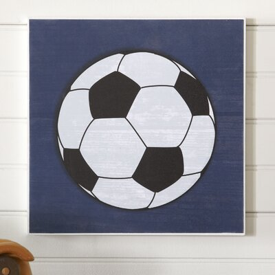 Soccer Sports Center Wall Art