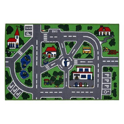 Little Navigator Area Rug Rug Size: Rectangle 43 x 66