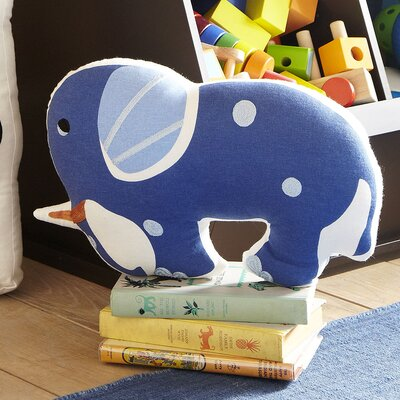 Elephant Ark Pillow