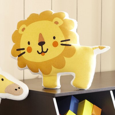 Lion Ark Pillow