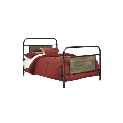 Panel Bed Size: Twin
