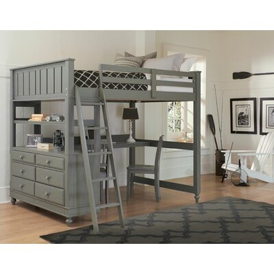 Birch Lane Kids� Hatcher Loft Bed BLK2173 27930762