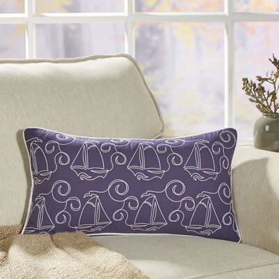 Sweet Fleet Lumbar Pillow Cover