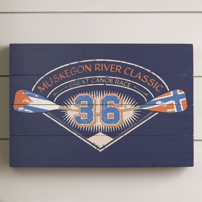 Muskegon Classic Wall Art