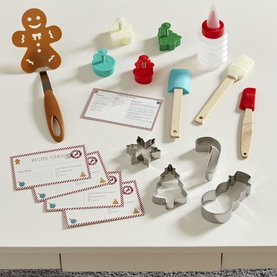Santa's Cookie Shop Kit