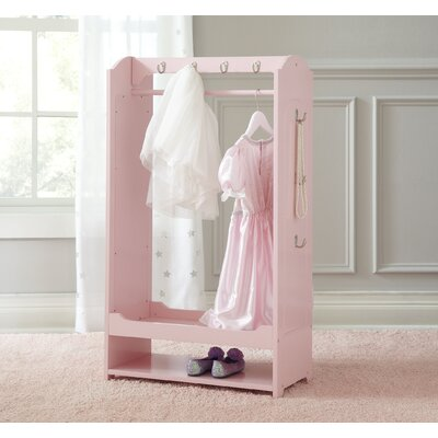 Dress-up Wardrobe Armoire