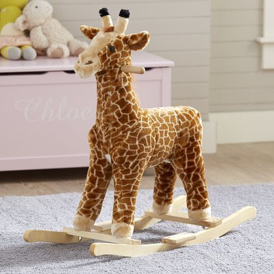 Birch Lane Kids Giraffe Rocker