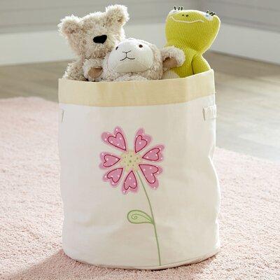 Flower Toy Storage Bin