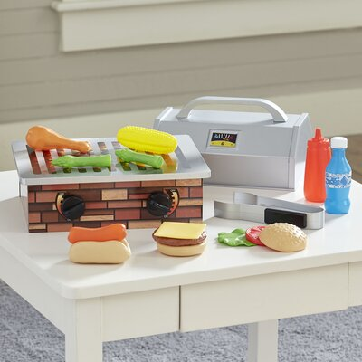 Play Barbecue Set