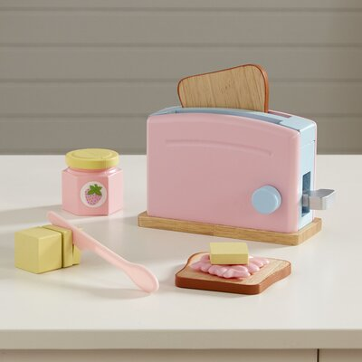 Play Toaster Set