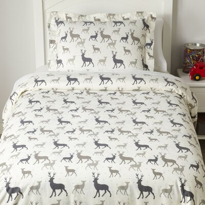 My Darling Deer Duvet Set Size: King / California King