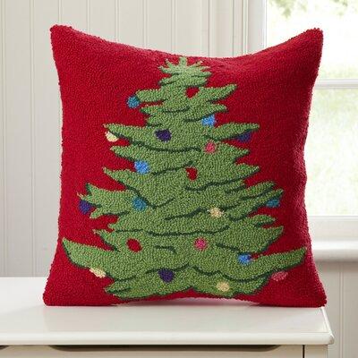 Birch Lane Kids™ Ornamental Tree Hooked Throw Pillow