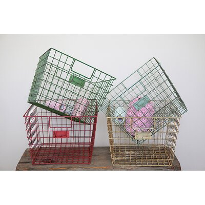 Schoolhouse Wire Baskets