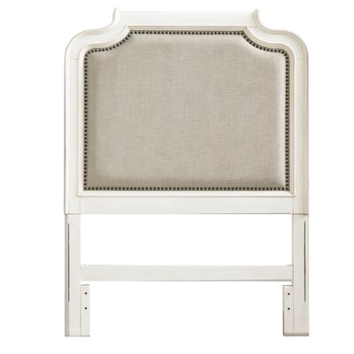 Panel Bed - Upholstered Headboard