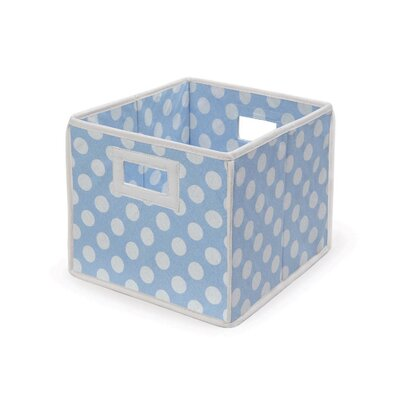 Polka Dot Basic Storage Cube