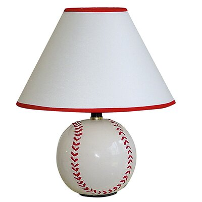 Opening Pitch 12'' Table Lamp