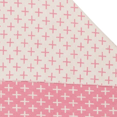 Graphic Star Coral Rug Size: 2' x 3'