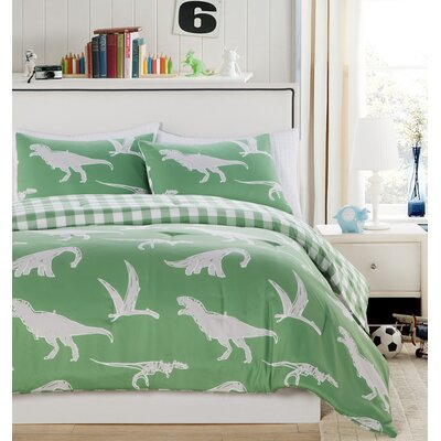 Jurassic Party Bedding Set Size: Twin
