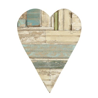 Patchwork Heart Wall Art