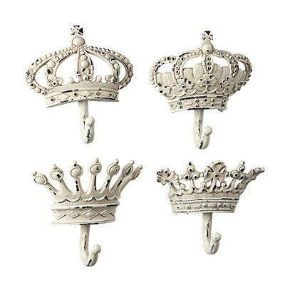 Your Majesty Wall Hooks